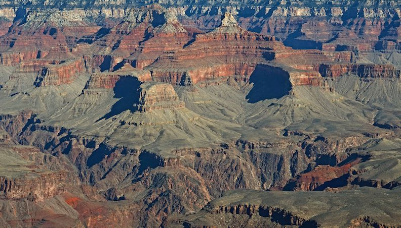 View of Grand Canyon South Rim 5